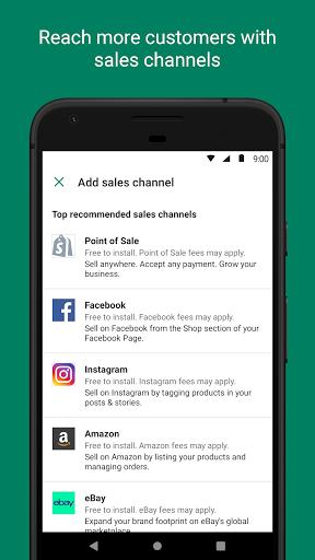 Shopify: Ecommerce Business 9.6.0 Screenshots 2