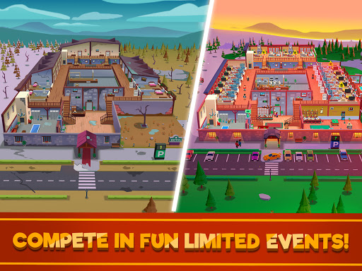 Hotel Empire Tycoon - Idle Game Manager Simulator 1.9.7 screenshots 15