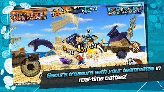 Mod Game ONE PIECE Bounty Rush for Android