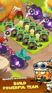 Zombie Defense – Plants War – Merge idle games Mod Apk (Unlimited Diamonds) 6