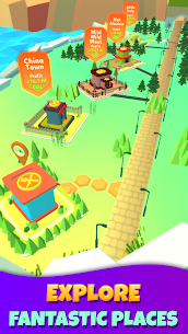 Idle Food Court Tycoon 1.0.8 MOD + APK + DATA Download 3