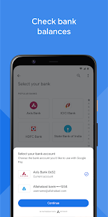 Google Pay - a simple and secure payment app Screenshot