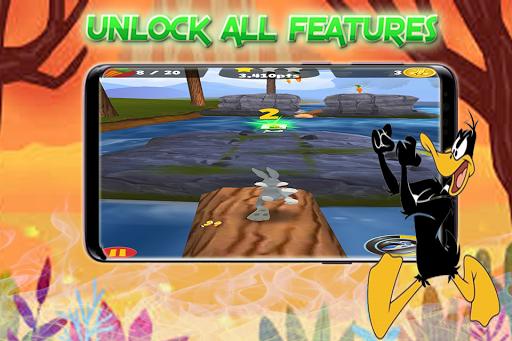 Rabbit Dash Tunes _ Run Away form Hunter! apkpoly screenshots 2