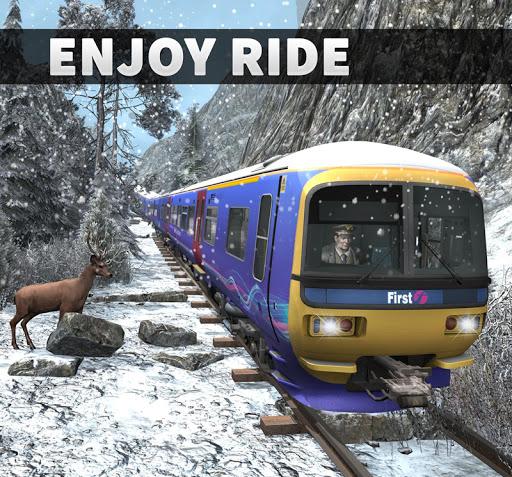 Real Train Driving Simulator: Railway Driver 2020 1.18 screenshots 13