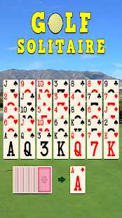 Golf Solitaire - Card Game