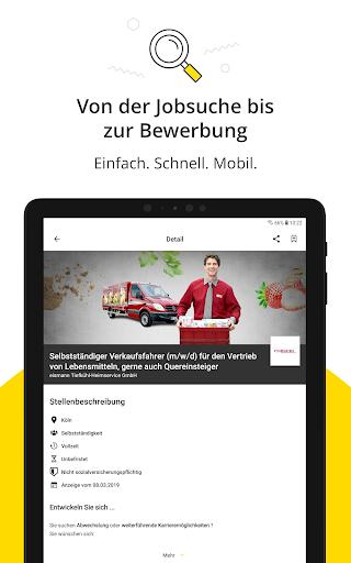 Jobbu00f6rse - Jobs finden auf meinestadt.de android2mod screenshots 9