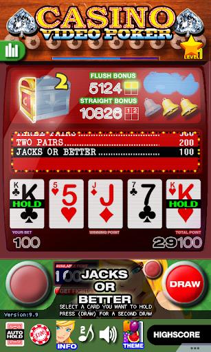 Casino Video Poker  screenshots 1