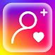 Fast Followers & Likes for Instagram - Get Real +