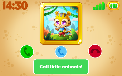 Babyphone - baby music games with Animals, Numbers 2.1.2 Screenshots 8