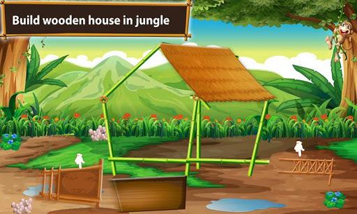 Jungle House Builder u2013 Farmhouse Construction Sim 1.1.4 screenshots 4