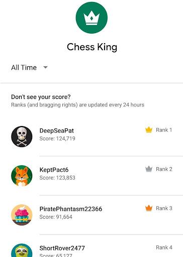 Chess Kingu2122 - Multiplayer Chess, Free Chess Game Apkfinish screenshots 3
