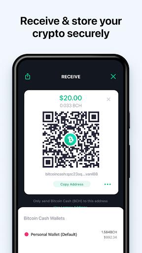 Bitcoin Wallet: buy BTC, BCH & ETH screenshots 6