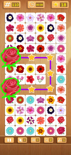 Tile Connect - Onet Animal Pair Matching Puzzle  screenshots 4