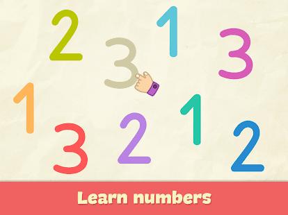 Bimi Boo Numbers for Kids 1.14 Screenshots 15