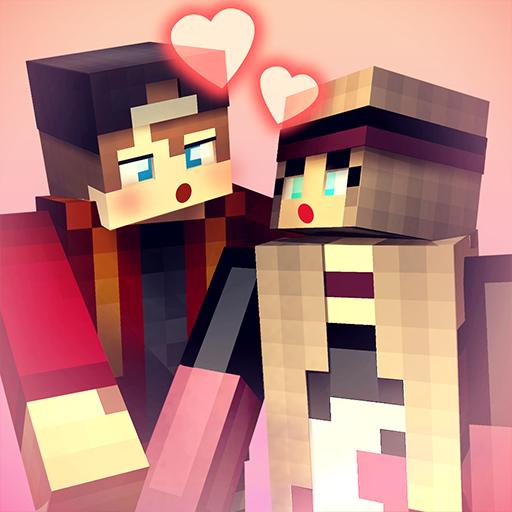 Baixar Love Story Craft: Dating Simulator Games for Girls para Android