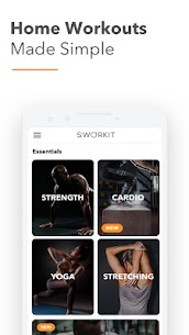 Sworkit Fitness MOD Apk 10.7.3 (Ads Free) 1