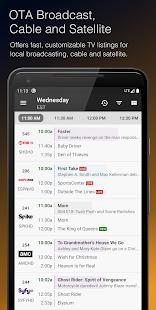 TV Listings & Guide Plus 3.0.2 screenshots 1