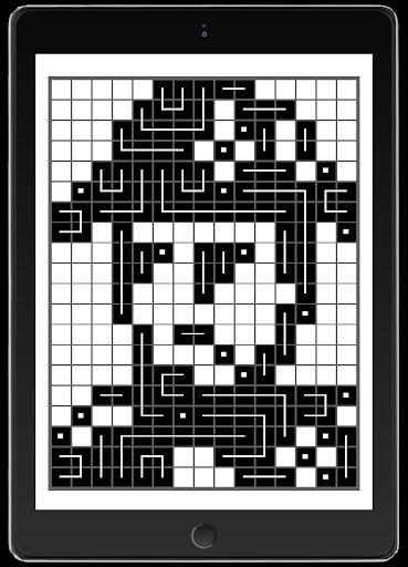 FCross Link-A-Pix puzzles 257 screenshots 14