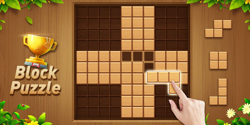 Wood Block Puzzle - Free Classic Block Puzzle Game 2.1.0 screenshots 7