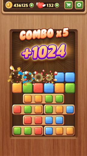 Color Wood Block Puzzle - Free Fun Drop Brain Game 1.4.6 screenshots 3