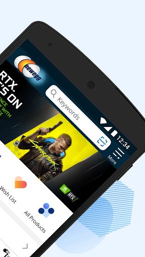Newegg Mobile screenshots 2