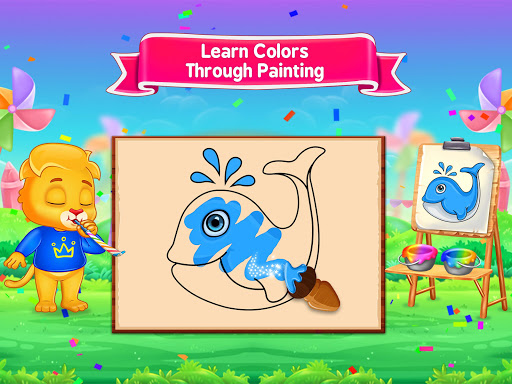 Colors & Shapes - Kids Learn Color and Shape 1.2.9 Screenshots 3
