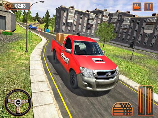 Offroad Pickup Truck Cargo Duty 2.0 Screenshots 15