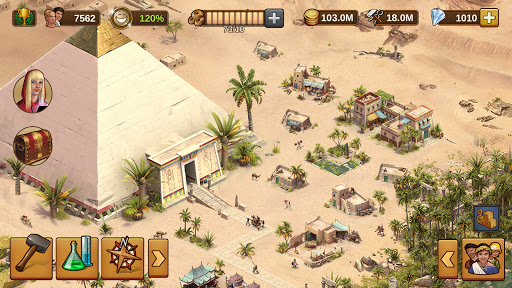 Forge of Empires: Build your City  screenshots 7