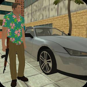 Miami crime simulator 2.3 by Naxeex Ltd logo