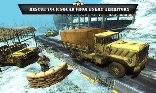Truck Driver Army Game 2021 4
