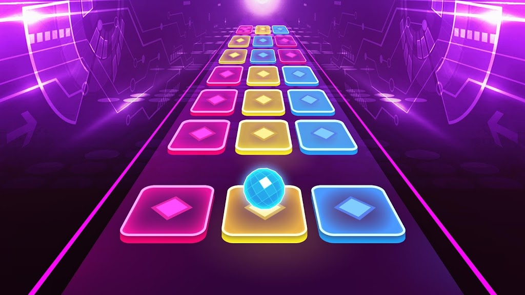 Color Hop 3D - Music Game poster 5