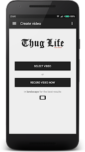 Thuglife Video Maker For Pc | How To Install – Free Download Apk For Windows 1