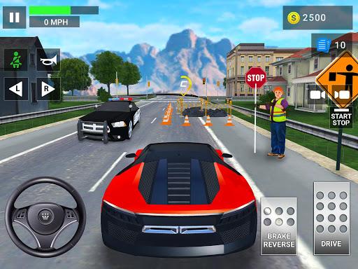 Driving Academy 2: Car Games & Driving School 2021  screenshots 19