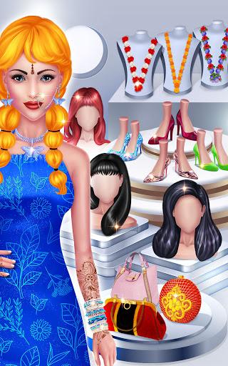 Wedding Fashion Stylist: Indian Dress up & Makeup 1.0 screenshots 24