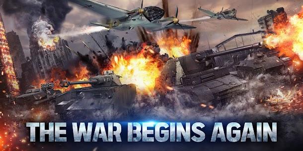 World of War Machines – WW2 Strategy Game Full Apk İndir 2