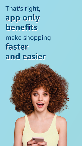 Amazon Shopping - More benefits, fewer steps  screenshots 1