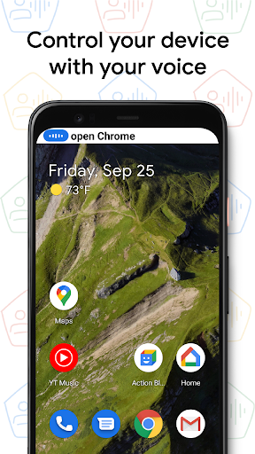 Voice Access android2mod screenshots 1