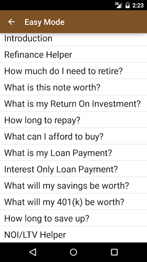 10bii Financial Calculator  screenshots 6