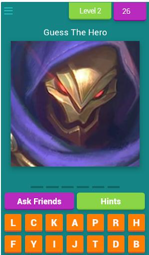 Guess The Mobi Legend Hero 8.4.1z Screenshots 3