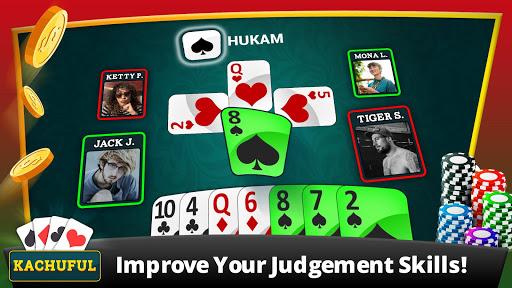 Kachuful - Desi Indian Card Game! 6.8 screenshots 2