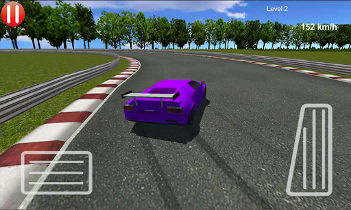 supercar racing simulator 3d screenshot 3