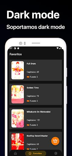 Mango - Lector de Manga en Espau00f1ol screenshots 3