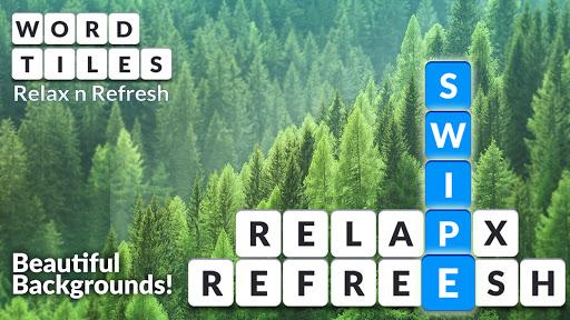 Word Tiles: Relax n Refresh  Paidproapk.com 3
