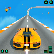 Mega Ramp Car Stunts Game: New Car Games 2021
