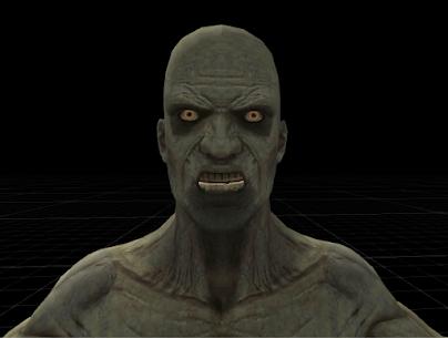 Zombie Evil Kill 6 Mod Apk- Horror Bunker (God Mode) 2
