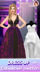 ファッションフレンジー:ソーシャルドレスアップ衣装メーカースタイル
