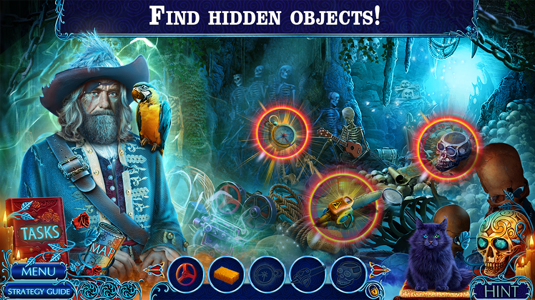 Hidden Objects - Mystery Tales: Til Death