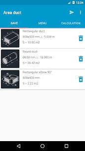 Area duct HVAC 3.1 Unlocked MOD APK Android 3