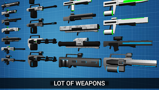 CyberSphere: SciFi Third Person Shooter Mod Apk (Unlocked) 10