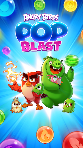 Angry Birds POP Blast 1.10.0 screenshots 18